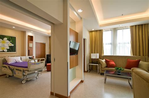 for room room rates ramsay sime darby health care