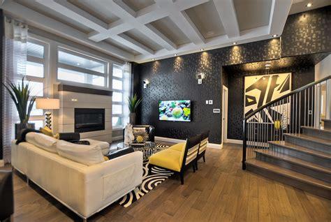 contemporary custom home in saskatoon with inspiring