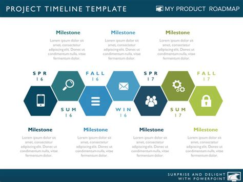 graphic design project template timeline template for powerpoint great project management