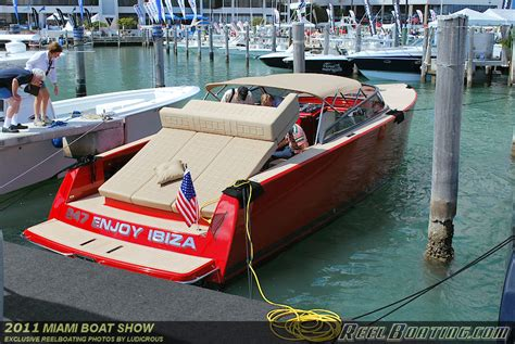 van dutch boats miami van dutch boats 2011 miami boat show photos reel