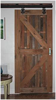 Sliding Interior Barn Door Diy Interior Sliding Barn Door On The Cheap