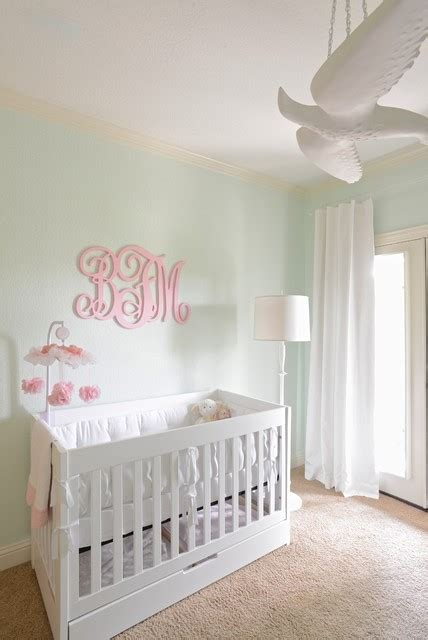 s nursery contemporary with mint green white and colors contemporary nursery