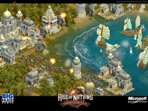On The Town Nation 4 игра rise of nations