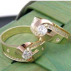 Simple Engagement Ring Cincin Tunangan 2 cincin emas berlian cincindepok cincin nikah