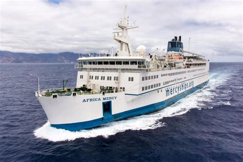 mercy boat africa spring harvest meets mercy ships to transform lives in