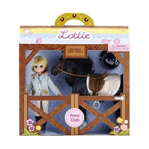 lottie doll age group pony club lottie doll set apparel accessories clothing