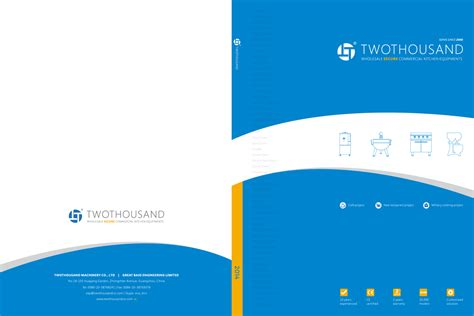 playful elegant book cover design for twothousand