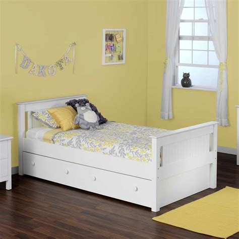 twin bed with trundle twin bed frame that fits trundle shamar stairway twin