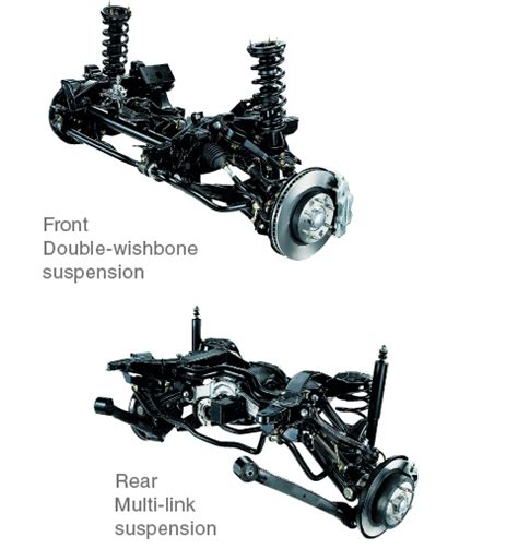 Mitsubishi Suspension Performance Pajero Montero Mitsubishi Motors