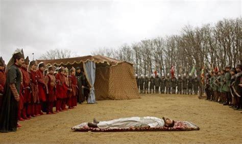 El gran sultan muerte del principe mustafa en la serie el sultan