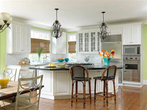 triangular kitchen island photo page hgtv