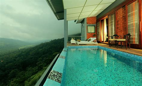 kerala home design with swimming pool best resort in kerala with private infinity pool villa india