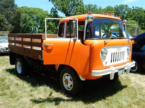 Jeep Forward Stakebed Truck By Rlkitterman On