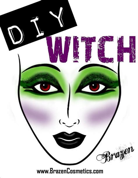 diy witch makeup pin by jacene dickson on crafts danya would