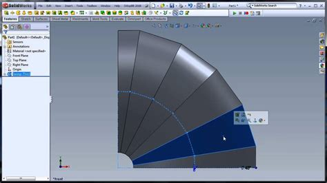 solidworks flat pattern drawing view two flat pattern solutions to one problem in solidworks