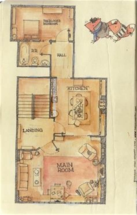 221b baker street floor plan 1000 ideas about 221b baker street on pinterest