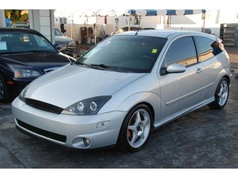Ford Focus Svt Specs by 2002 Ford Focus Svt Coupe Data Info And Specs Gtcarlot