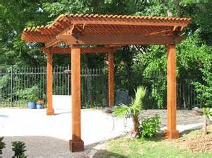Pergolas And Arbors by Using Pergolas And Arbors In Oklahoma City To Enhance Your