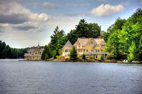 Top 10 Luxurious Muskoka Cottages You Must See Home And Cottages For Sale Lake Rosseau