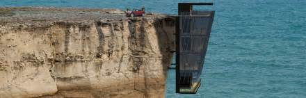 When Was The House Built Could You Live In A House Built On The Side Of A Cliff