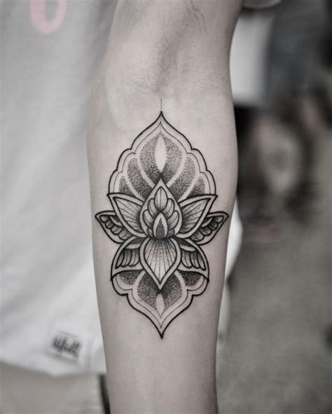 yoga tattoos for men 24 best flower tattoos images on