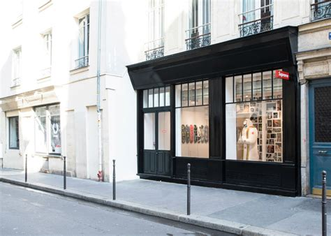 supreme shop supreme store designed by brinkworth design