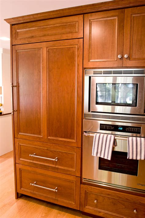Kitchen Cabinet Doors And Drawers Replacement by Built In Sub Zero Refrigerator Amp Cabinet Doors
