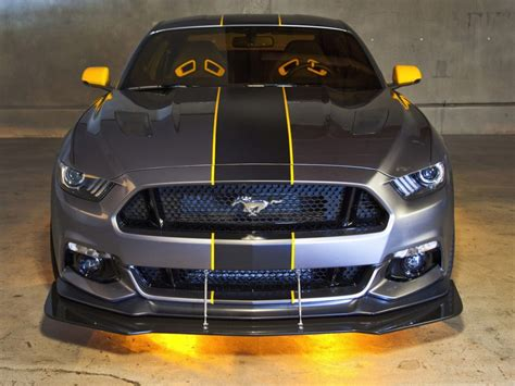 2015 ford mustang inspired by f 35 jet revealed at 2014