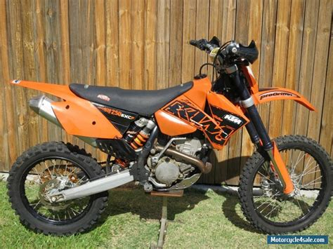 Ktm 250 Exc For Sale Ktm Exc F For Sale In Australia