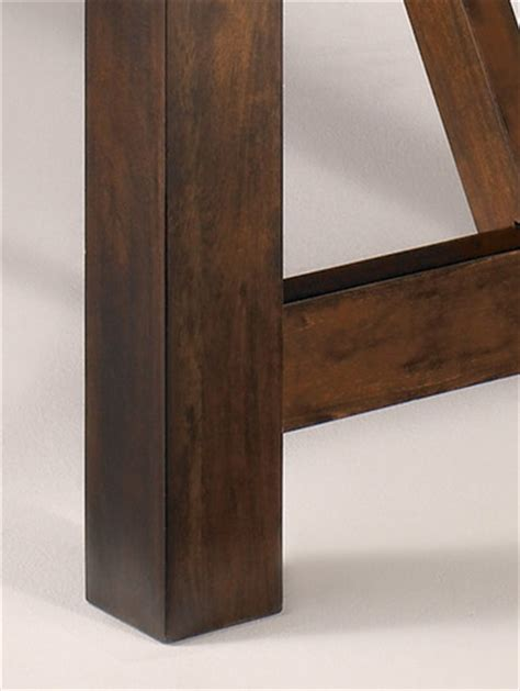 holloway dining side chair by ashley home gallery stores holloway rectangular leg dining table by ashley home