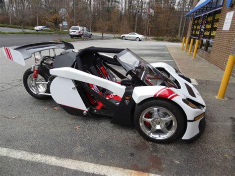 Dreirad Motorrad T Rex by Custom Reverse Trike Honda Like T Rex Cagna Must See