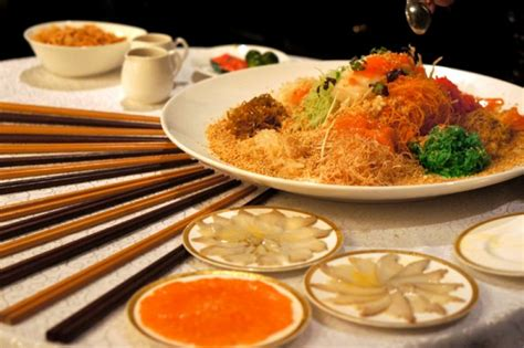 yan ting new year menu yan ting st regis singapore new year 2014