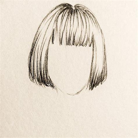 desenho cabelo 25 melhores ideias sobre desenho de cabelos no