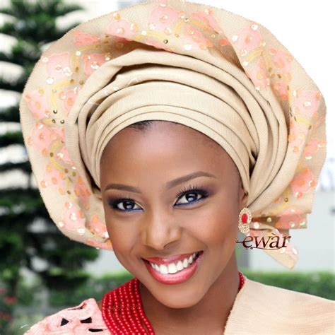 new styles guide to tying nigerian traditional head tie 17 pretty perfect sequin gele head ties aisle perfect