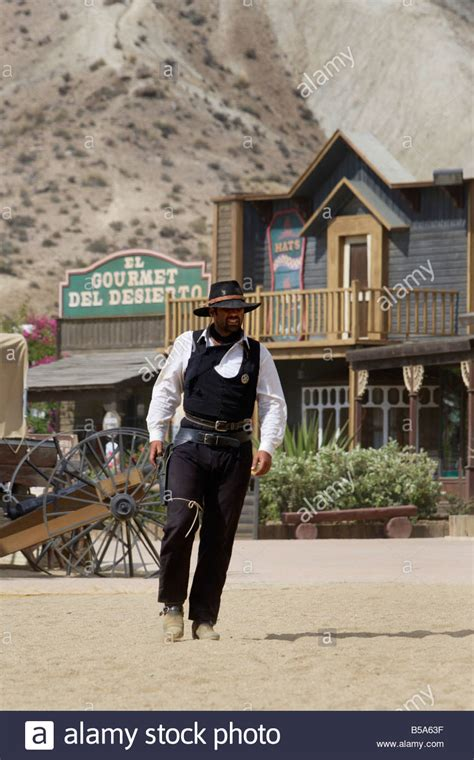 film cowboy in italiano cowboy shootout at spaghetti western film set oasys mini