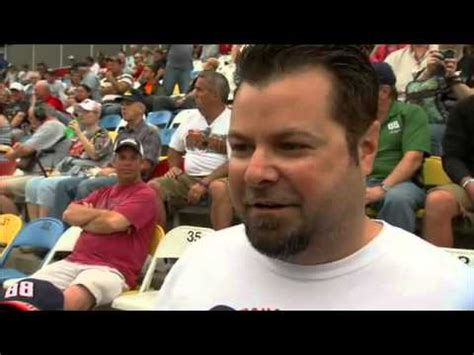 Martin earnhardt danica daytona 500 post race nascar video news