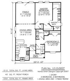 2 bedroom 1 bathroom house plans 2 bedroom 2 bath one