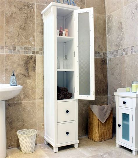 tall white bathroom cabinet white tall bathroom cabinet design ideas pinterest