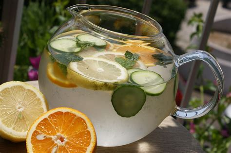 Detox Afternoon Tea by Afternoon Tea Detox Water Aux Agrumes