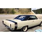 1969 Dodge Dart  YouTube