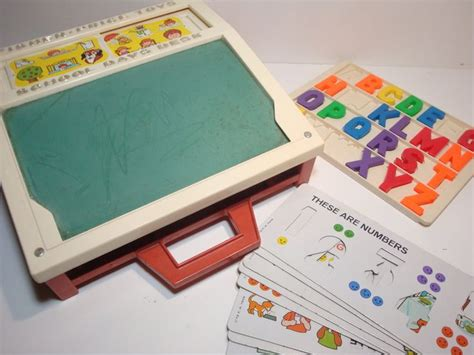 fisher price drawing desk vintage fisher price toys days desk fisher price