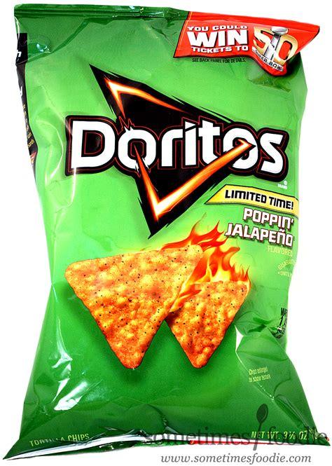 sometimes foodie doritos poppin jalape 241 o chips walmart