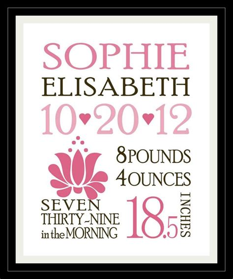 birth notice template of great ideas free custom birth announcements