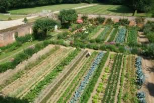 le jardin potager du ch 226 teau de miromesnil