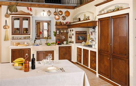 cucina in muratura country 20 cucine in muratura in stile country mondodesign it