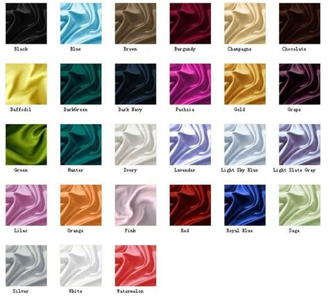 wedding color swatches 29 best color swatches for weddings images on