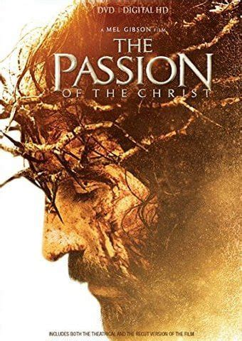 the passion of the christ dvd (2004) 20th century fox