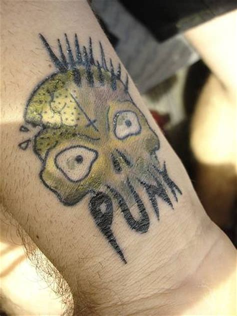 small skull on wrist tattooimages biz
