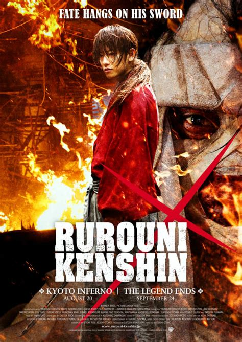 film seri rurouni kenshin what rurouni kenshin actors think of their characters