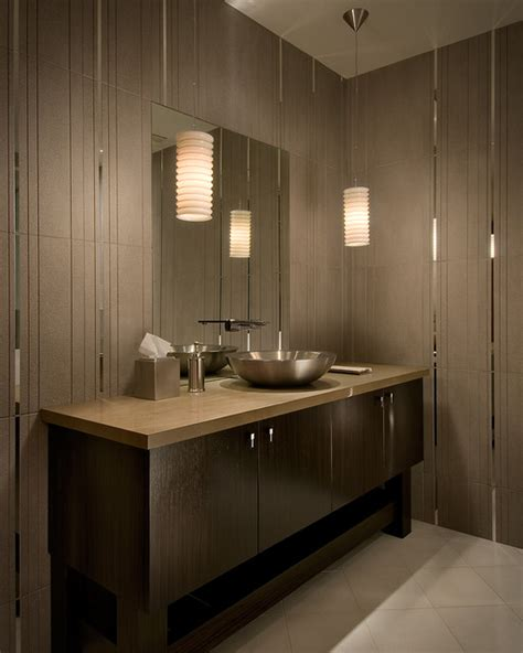 houzz contemporary bathrooms guest bath with tiled walls contemporary bathroom